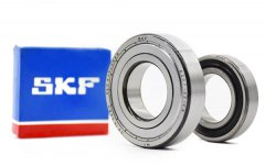 Testing of SKF bearings operation process